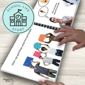 Social Narrative: Using Appropriate Language (No Swearing)