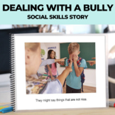 Social Narrative: Editable Bullying