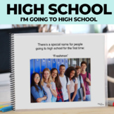 Social Narrative: Editable: Going to High School