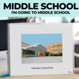 Social Narrative: Editable: Going to Middle School