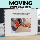 Social Narrative: Editable: Moving