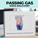 Social Narrative: Editable: Passing Gas