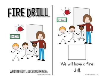 Social Narrative- Fire Drills