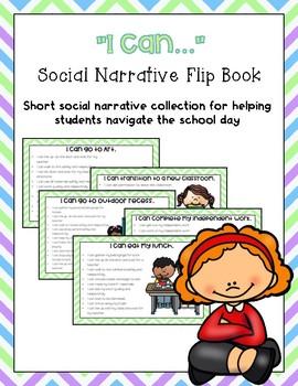 Social Narrative Flip Book
