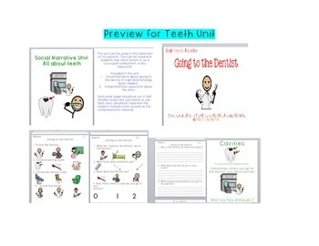 Social Narrative - Going to the Dentist