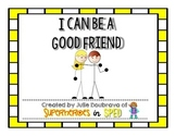 Social Narrative-I can be a good friend