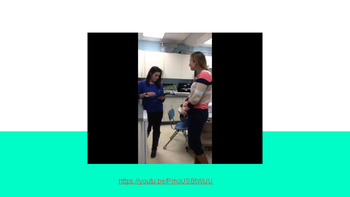 """Social Narrative Practical AAC Skills: """"Hold On While I Get My AAC"""" Video Model"""