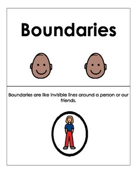 Social Narratives Boundaries- *Autism*