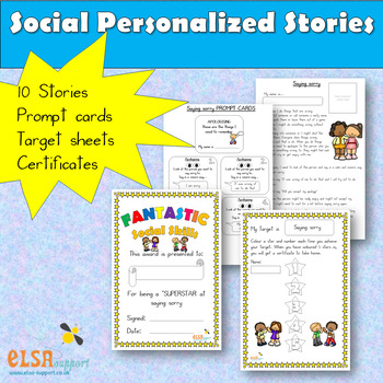 Social Personalized Stories