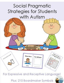 Social Pragmatic Strategies for Students with Autism