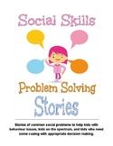 Social Problem Solving Stories