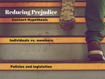 Social Psychology Lecture Bundle- AP Psychology