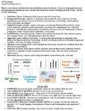 Social Psychology Review Sheet