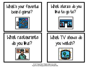 Social Questions