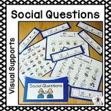Social Questions Interactive Visual Supports