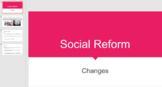 Social Reform