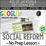 Social Reform Movements of the 19th Century, Second Great