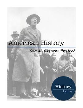 Social Reform Project - U.S.