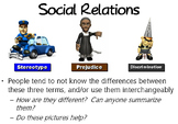 Social Relations PowerPoint