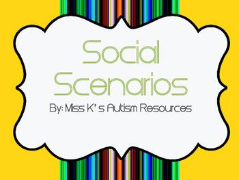 Social Scenarios FREE