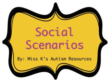 Social Scenarios