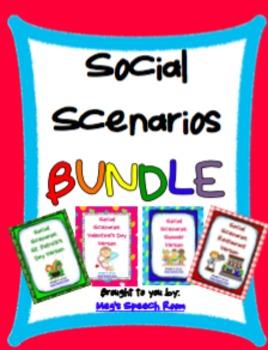 Social Scenarios Bundle