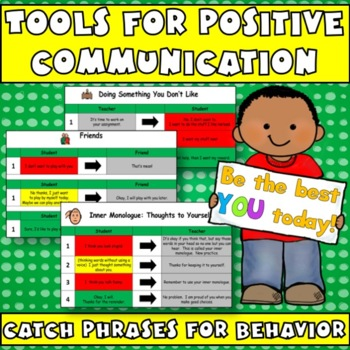Social Scripting: Using a Story to Prompt Positive Behavior
