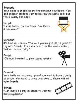 Social Scripts: Tone of Voice