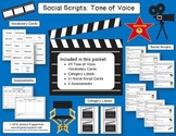 Social Scripts: Tone of Voice
