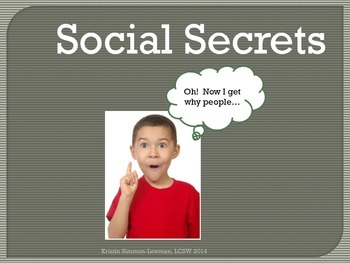 Social Secrets: Dealing with being bored