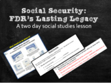 Social Security:  FDR's Lasting Legacy
