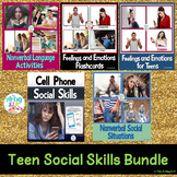 Teen Social Skills Bundle