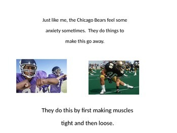 Social Skill; Anxiety and Relaxation; Football players get Nervous too