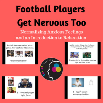 Social Skill; Anxiety and Relaxation; Football players get
