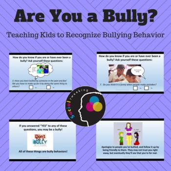 Social Skill  Are you a bully?
