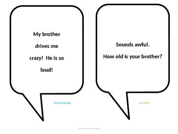 Social Skill; How to know when to stop talking; Conversation skills