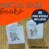 Social Skill Mini Books