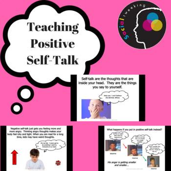 Social Skill: Self-talk