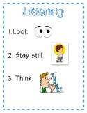 Social Skill Signs