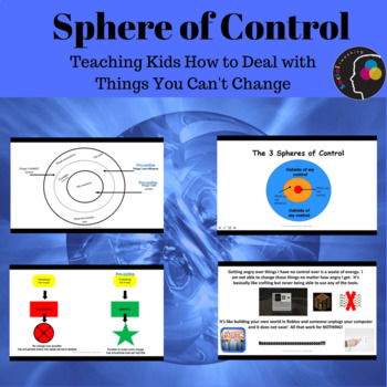 Social Skill; Sphere of control; Dealing with things you can't change