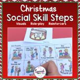 Christmas Social Skills Activity