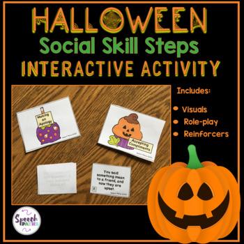 Halloween Social Skills