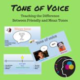 Social Skill: Tone of voice