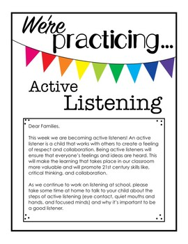 Social Skill - Weekly lessons for class building