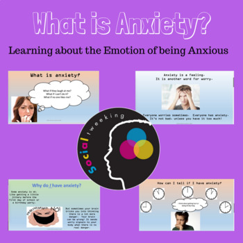Social Skill What is Anxiety Emotional Regulation