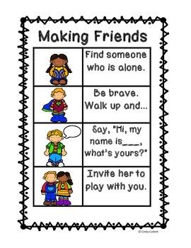 Social Skills 101: Making Friends