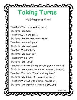 Social Skills 101: Taking Turns
