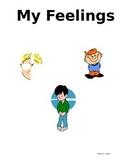 My Feelings Social Story