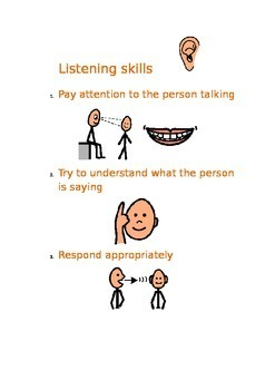 Social Skills : 3 Golden Rules of Conversation and Listening