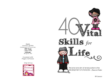 Social Skills- 40 Vital Skills for a Lifetime
